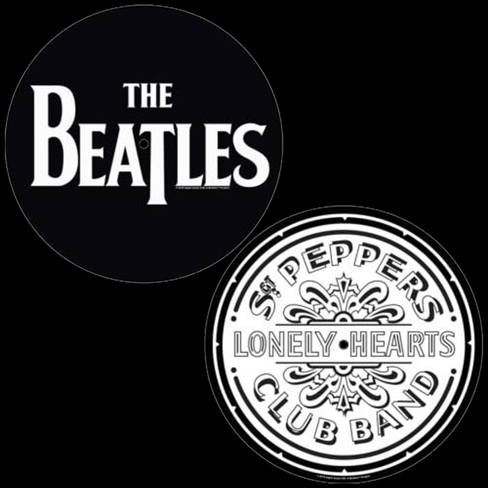 Logo / Sgt. Pepper Logo Slipmat Set
