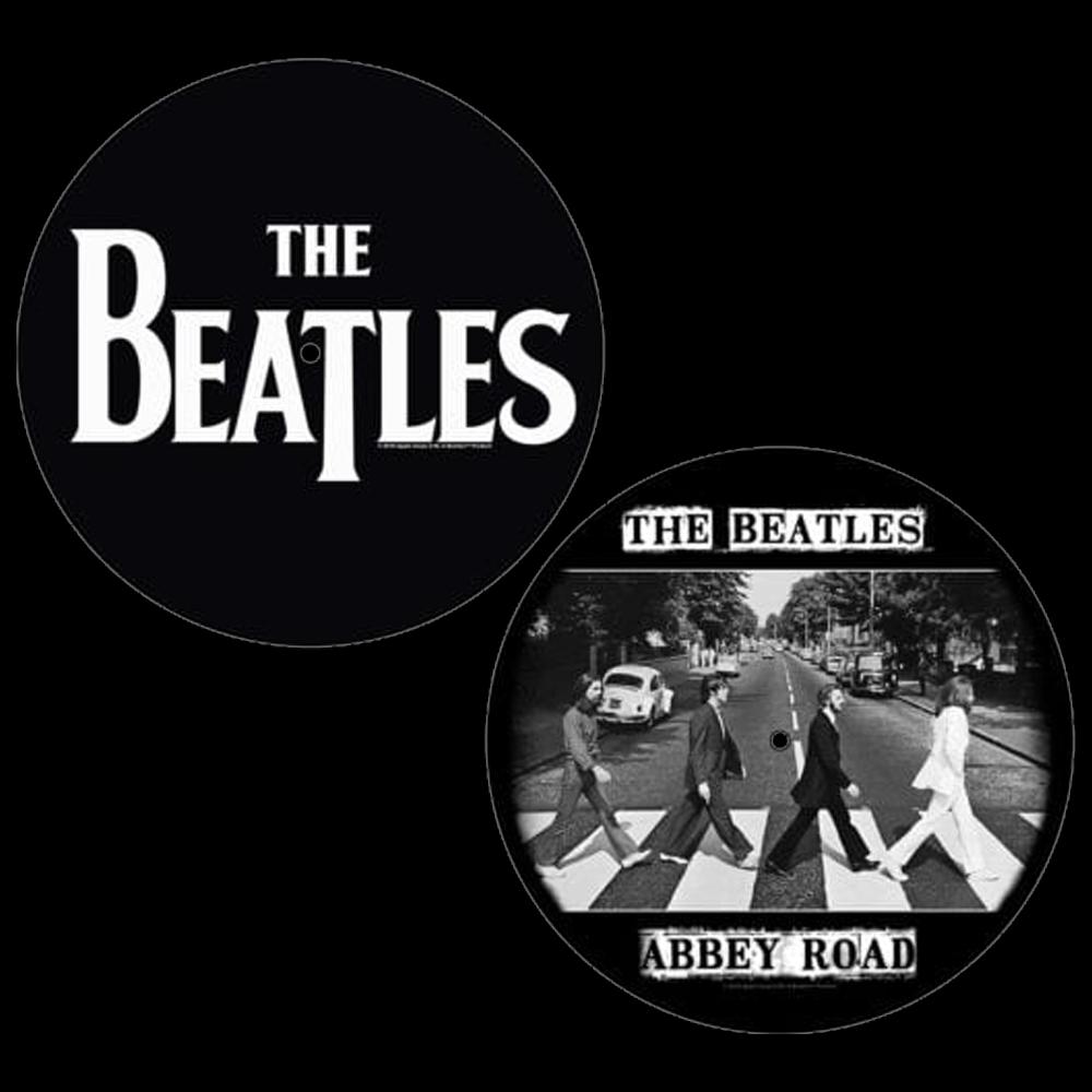 Logo / Abbey Road Crossing Slipmat Set