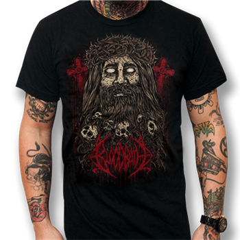 Buy Crown of Thorns T-Shirt by Bloodbath