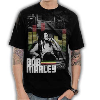 Bob Marley Rasta studio