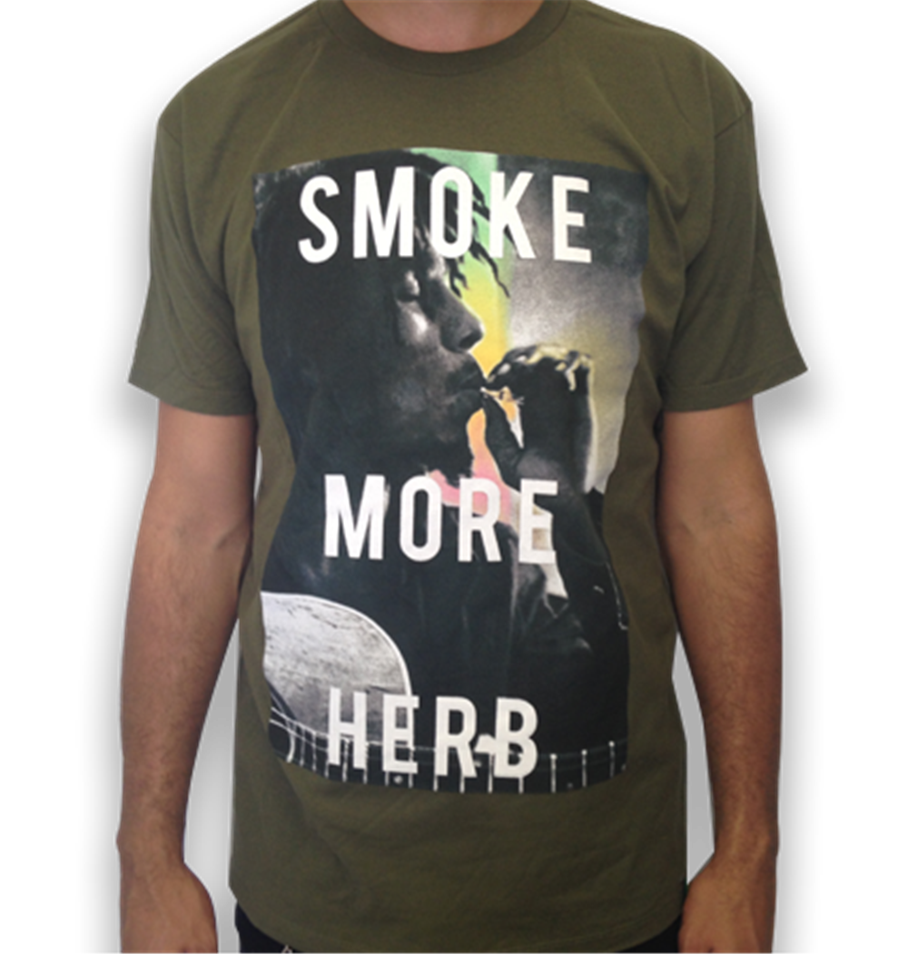 Smoke More Herb
