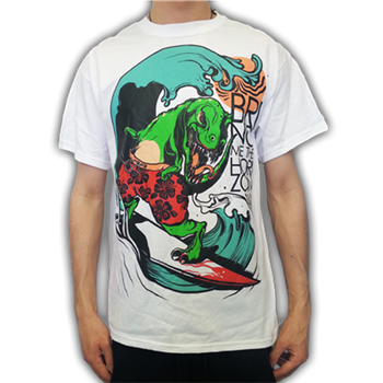 Buy T Rex T-Shirt by Bring Me The Horizon