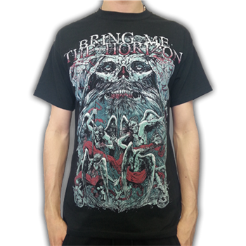 Buy Belanger T-Shirt by Bring Me The Horizon
