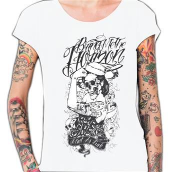 Buy Mint as F**k T-Shirt by Bring Me The Horizon