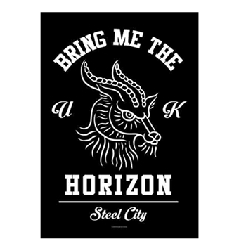 Buy Goat Flag by Bring Me The Horizon