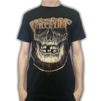Buy Skull Circle T-Shirt by Bullet For My Valentine