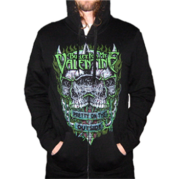 Bullet For My Valentine Bittersweet Memories Zip Hoodie