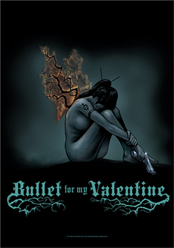 Bullet For My Valentine Burning Wings
