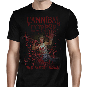 Cannibal Corpse Red Before Black - T-shirt