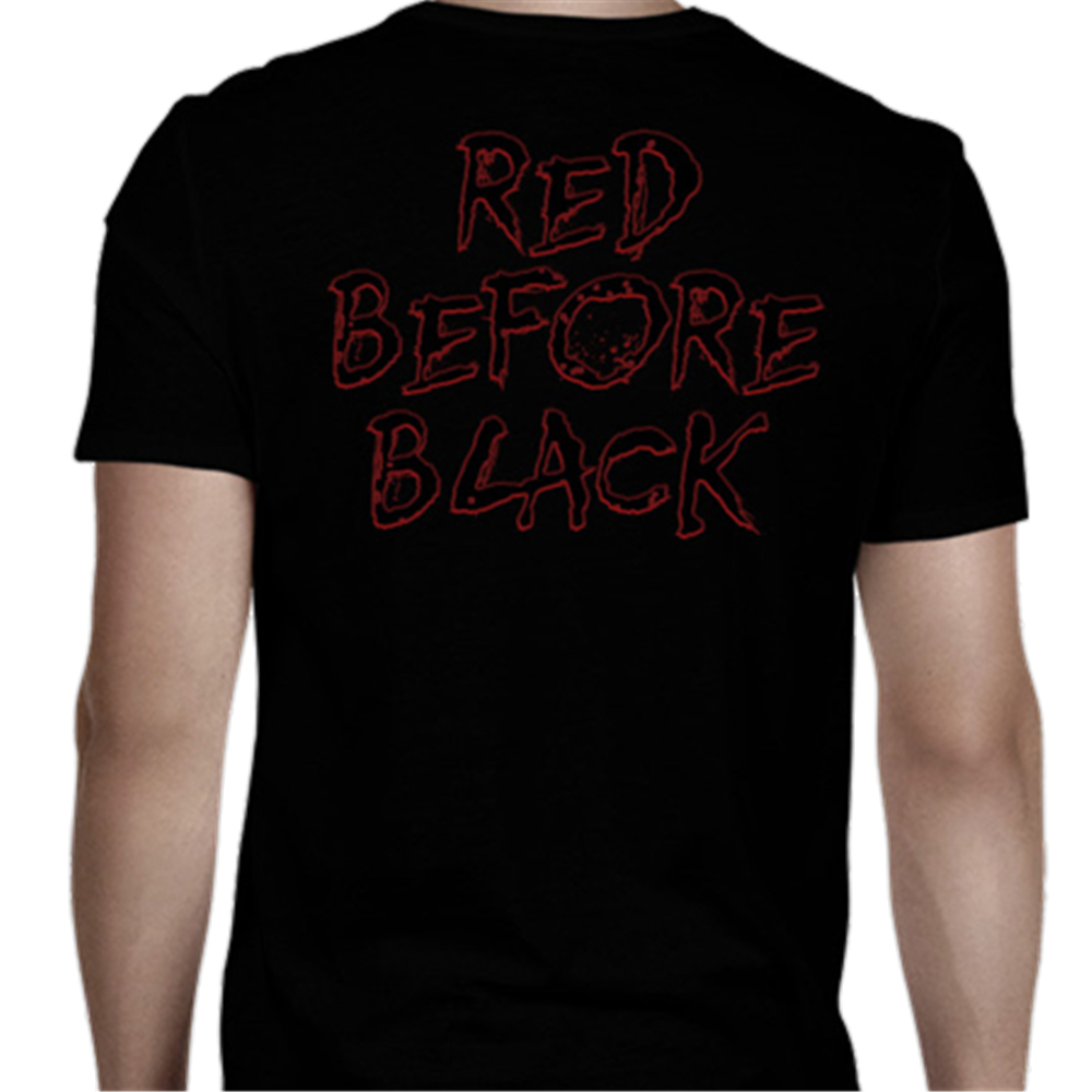 Red Before Black - T-shirt