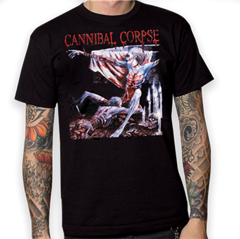Buy Tomb of the Mutilated T-Shirt by Cannibal Corpse