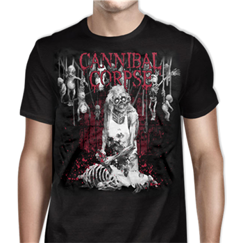 Buy Butchered At Birth Variant T-Shirt by Cannibal Corpse