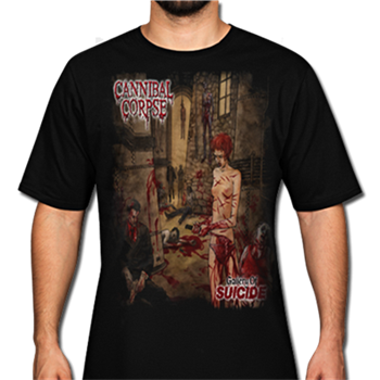 Buy Gallery Of Suicide T-shirt by Cannibal Corpse