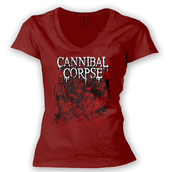 Cannibal Corpse Skeletons Independence