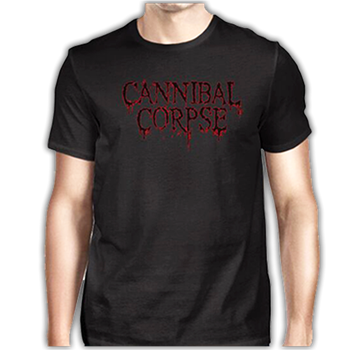 Cannibal Corpse Logo Summer Tour T-shirt