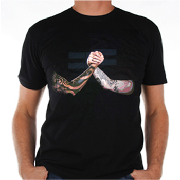 Buy Bros Arms T-Shirt by Cavalera Conspiracy