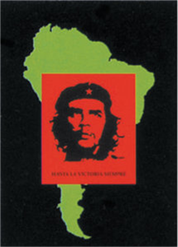 Buy South American Flag Flag by Che Guevara