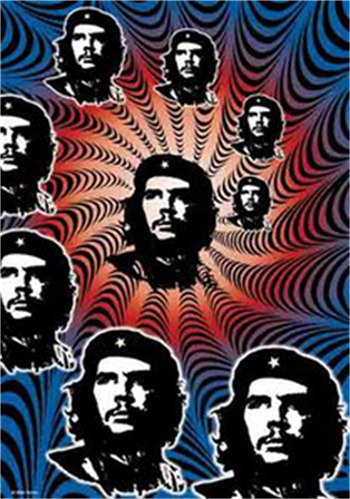 Buy Spiral Flag by Che Guevara