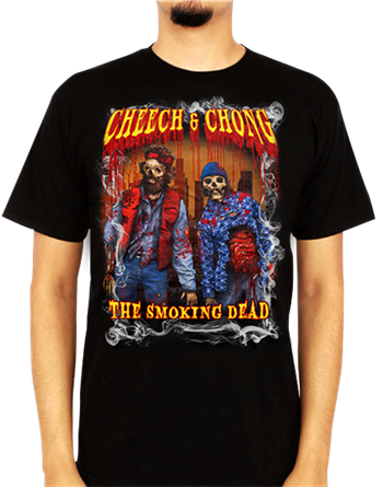 Cheech & Chong The Smoking Dead (Import)