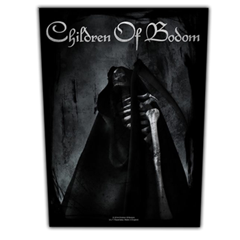 Children Of Bodom Fear The Reaper Patch