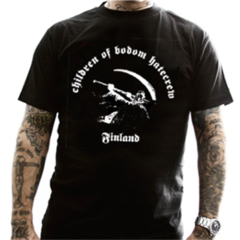 Buy Finland T-Shirt by Children Of Bodom