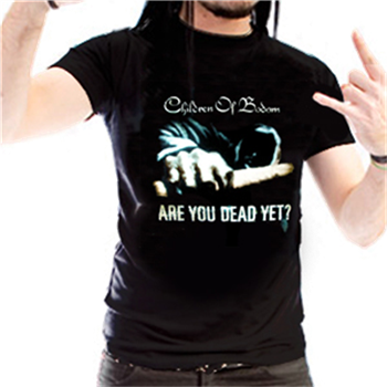 Buy Fist T-Shirt by Children Of Bodom