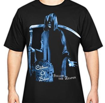 Buy Follow The Reaper T-Shirt by Children Of Bodom