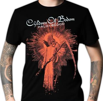 Buy Red Halo - Dates T-Shirt by Children Of Bodom