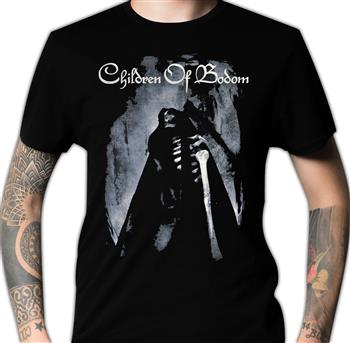 Buy Fear the Reaper T-Shirt by Children Of Bodom