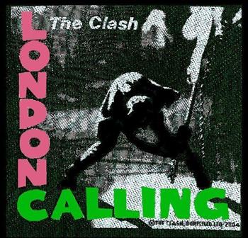 Clash (the) London Calling