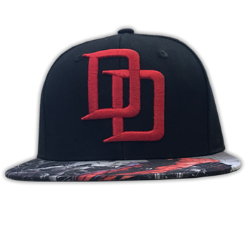 Buy DD Embroidered Sublimated Bill by Daredevil