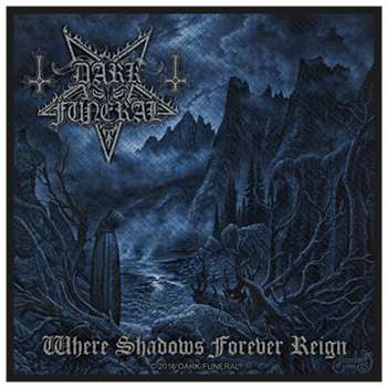 Dark Funeral Where Shadows Forever Reign Patch