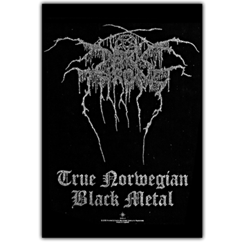 Darkthrone True Norwegian Black Metal Patch