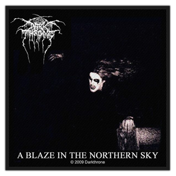 Buy A Blaze In The Northern Sky Patch by Darkthrone