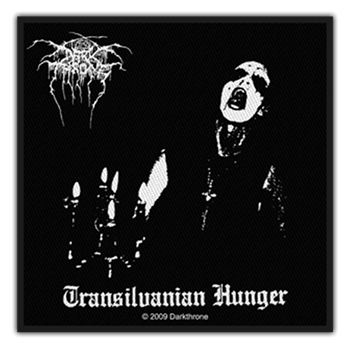Buy Transilvanian Hunger Patch by Darkthrone