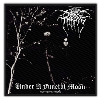 Darkthrone Under A Funeral Moon Patch