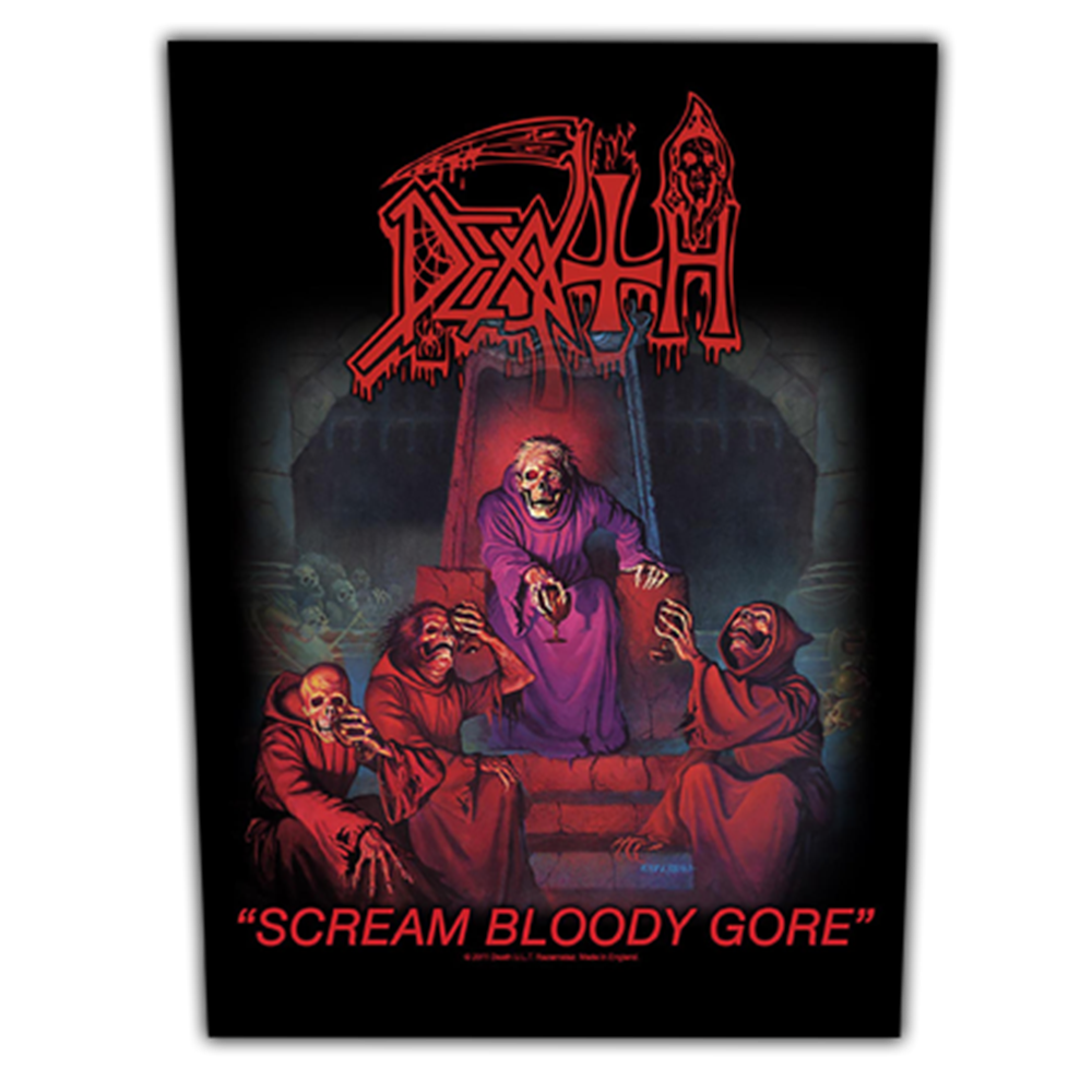 Scream Bloody Gore Patch