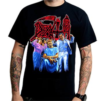 Buy Spiritual Healing T-Shirt by Death