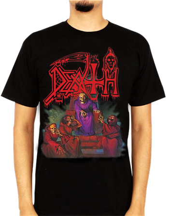 Buy Scream Bloody Gore T-Shirt by Death