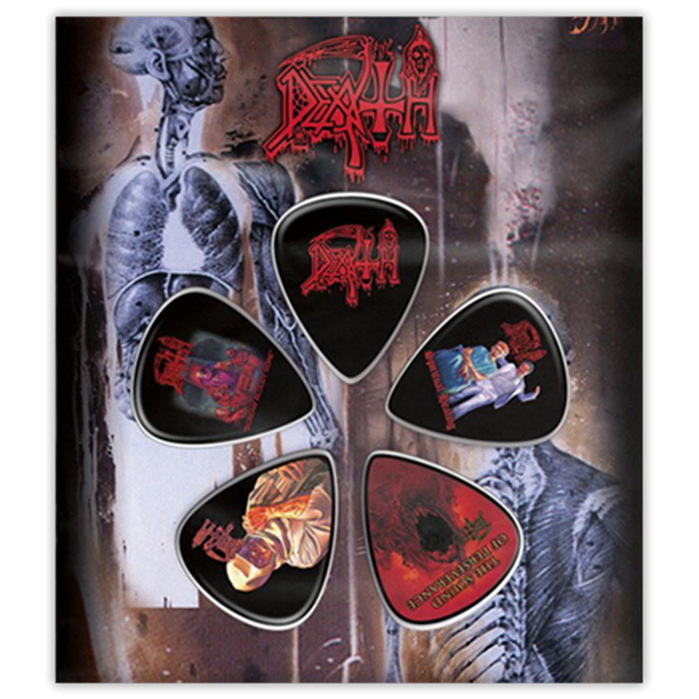 Logo / Album Covers (Guitar Pick Set)