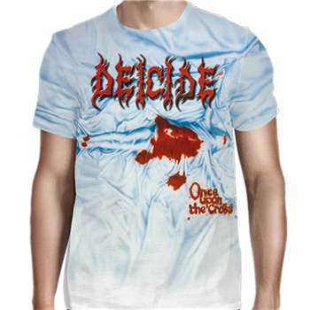 Buy Once Upon The Cross Allover by Deicide