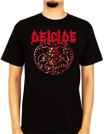 Buy Medallion T-Shirt by Deicide