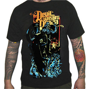Buy Ghost Rider T-Shirt by Devil Wears Prada