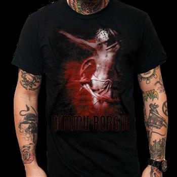 Buy Misanthropia T-Shirt by Dimmu Borgir