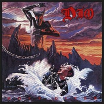 Buy Holy Diver Patch by Dio