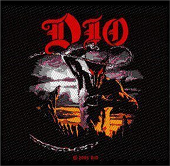 Buy Holy Diver Close Up Patch by Dio