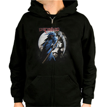 Buy Reaper Zip Hoodie by Disturbed