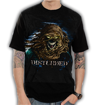 Buy Defiant T-Shirt by Disturbed