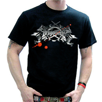 Buy Assassin Blood T-Shirt by Dragonforce