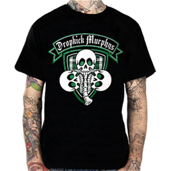 Dropkick Murphys Plaid Shield
